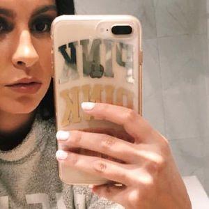 Victoria's Secret PINK IPHONE 7 or 8 plus Case